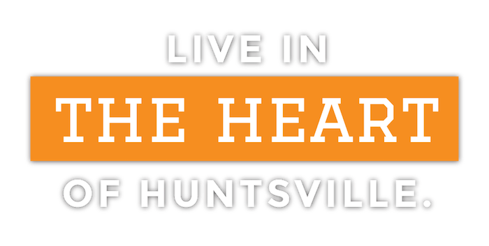 Live in the Heart of Huntsville