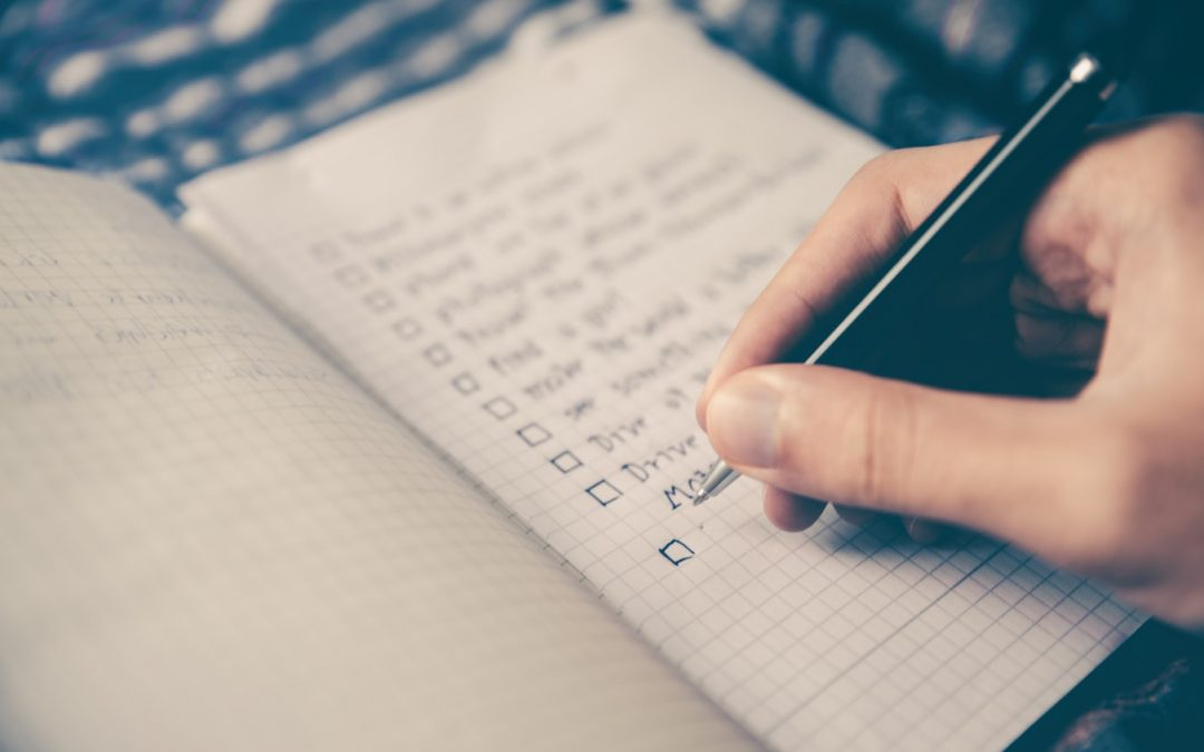 12 Tips for Staying Organized In College